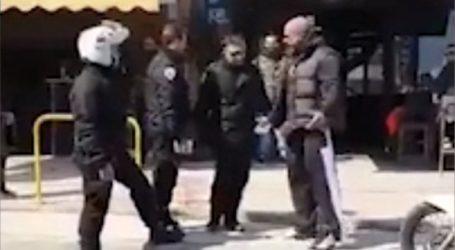 Απίστευτες σκηνές σε καφετέρια: Απειλούν αστυνομικούς