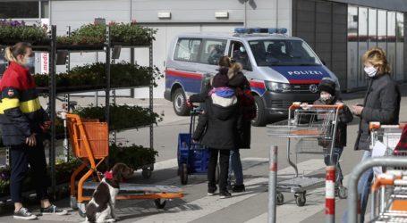 Πτωτική τάση των κρουσμάτων στην Αυστρία