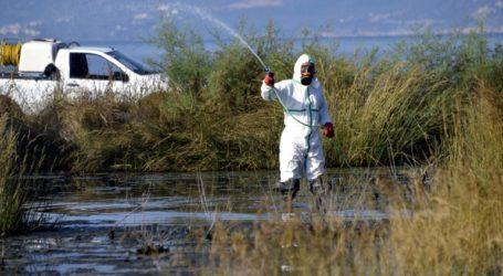 Οι ψεκασμοί για κουνουποκτονίες ξεκίνησαν στις αρχές Μαρτίου