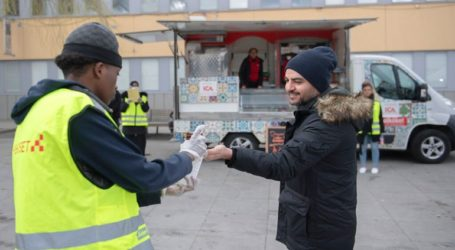 Eστία του κορωνοϊού σε ξενώνα μεταναστών – Απομακρύνονται 500 άτομα
