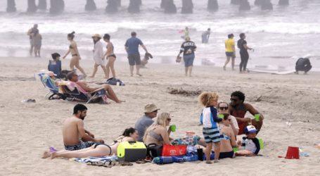 Αυστηρά μέτρα λαμβάνει η Καλιφόρνια εξαιτίας του συνωστισμού στις παραλίες