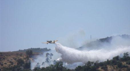 Δύο πυροσβεστικά αεροσκάφη αποκτά το νησί