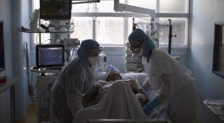 Μειώνεται ο αριθμός των νεκρών και των νοσηλευομένων στη Γαλλία