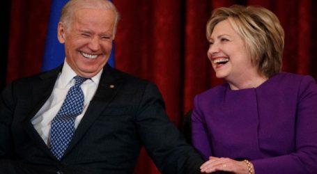 Η Χίλαρι Κλίντον ανακοίνωσε τη στήριξή της στον Τζο Μπάιντεν