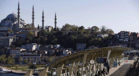 Περίπου το 74% των Τούρκων πιστεύει ότι ο COVID-19 είναι το σημαντικότερο πρόβληματης χώρας