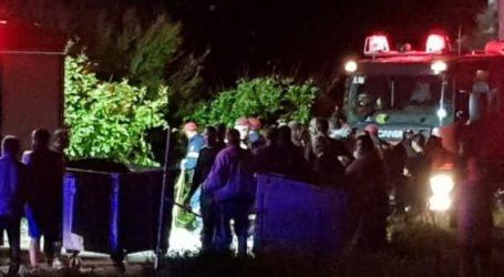 Ηράκλειο: Άνδρας έπεσε σε πηγάδι