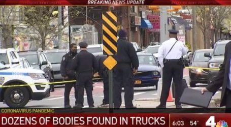 Γραφείο κηδειών στις ΗΠΑ διατηρούσε πτώματα σε φορτηγά χωρίς ψύξη