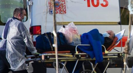 Ξεπέρασαν τις 100.000 τα κρούσματα κορωνοϊού στη Ρωσία