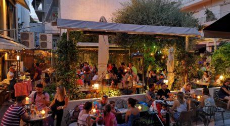 Βόλος: «Μόνο το 30% των καφετεριών θα ανοίξουν την 1η Ιουνίου» – Ανοιχτό και το καλοκαίρι το «Βολωνάκι»