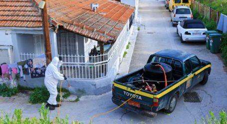 Δειγματοληπτικούς ελέγχους σε όλους τους οικισμούς Ρομά στη Θεσσαλία ζήτησε ο Αγοραστός