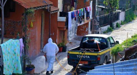 Ενημερωτική εκστρατεία της Περιφέρειας Θεσσαλίας με γιατρούς και νοσηλευτές στον οικισμό Ρομά στη Νέα Σμύρνη
