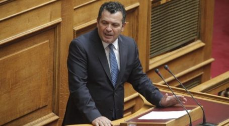 Δήλωση του Χρήστου Μπουκώρουγια την έγκριση κονδυλίων για τις καταστροφές