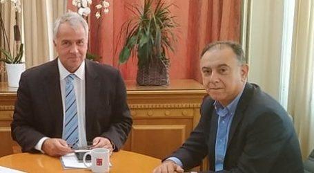 Τηλεφωνική επικοινωνία Κέλλα με Βορίδη – Θετικός στην ενίσχυση των Θεσσαλών κτηνοτρόφων ο υπουργός