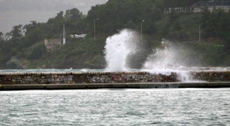 Λιμεναρχείο Βόλου: Θυελλώδεις άνεμοι θα πλήξουν τη Μαγνησία τις επόμενες ώρες