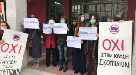 Βόλος: Δικό τους δίκτυο μετρητών αέριας ρύπανσης εγκαθιστούν τα μέλη της Επιτροπής Αγώνα Πολιτών