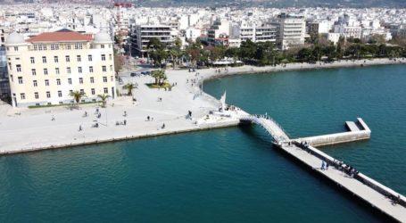 Βόλος: Λουκέτο σε παραλία και Γορίτσα βάζει ο Αχιλλέας Μπέος λόγω κορωνοϊού