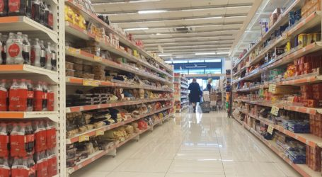 Βόλος: Εξομαλύνθηκε η κατάσταση στα σούπερ μάρκετ – Επάρκεια αντισηπτικών και άλλων προϊόντων