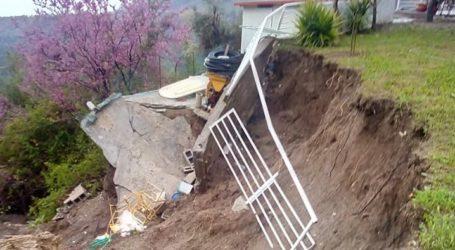 Καταγραφή ζημιών από τον Δήμο Σκιάθου