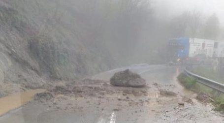 Καταστράφηκε ολοκληρωτικά η αγροτική οδοποιία στο Πήλιο
