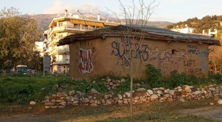 Βόλος: Εικόνες ντροπής στο αντίγραφο του οικισμού της Κάρλας στην περιοχή του Αναύρου