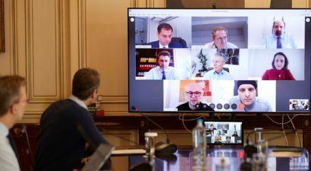 Σε τηλεδιάσκεψη υπό τον Πρωθυπουργό ο Βολιώτης Χρήστος Τριαντόπουλος