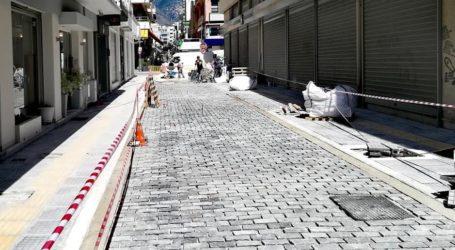 Βόλος: Σχεδόν έτοιμη η οδός Τοπάλη