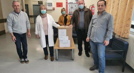 Στο Κέντρο Υγείας Βελεστίνου ο Δήμαρχος Δημήτρης Νασίκας