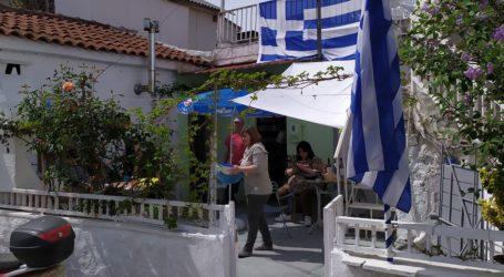 Βόλος: Γιόρτασαν το Πάσχα με ψησταριές σε ταράτσες και μπαλκόνια οι Βολιώτες
