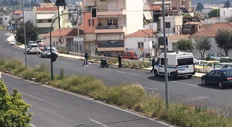 Βόλος: Τροχαίο ατύχημα στον Περιφερειακό δρόμο του Βόλου [εικόνες]