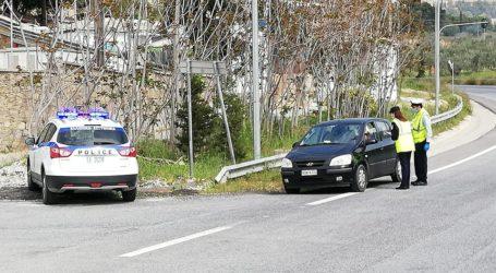Βόλος: Δέκα παραβάσεις κυκλοφορίας – Επιβλήθηκαν πρόστιμα 150 ευρώ