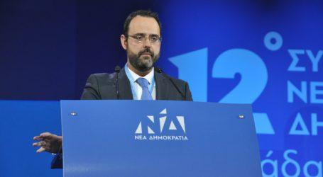 Το αίτημα να κηρυχθεί η Σκιάθος σε κατάσταση έκτακτης ανάγκηςμετέφερε στον Ν. Χαρδαλιά ο βουλευτής Κ. Μαραβέγιας