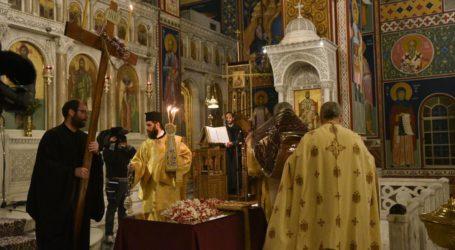 Πάσχα σε καραντίνα: Η περιφορά του Επιταφίου στον Άγιο Αχίλλιο – Δείτε φωτορεπορτάζ και βίντεο