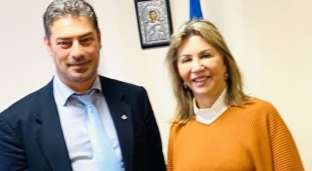 Άμεση απάντηση του Αντιπροέδρου του ΕΛΓΑ στη Ζέττα Μακρή για τις αποζημιώσεις των πληγέντων, από τη χαλαζόπτωση, παραγωγών στον Δήμο Ζαγοράς – Μουρεσίου