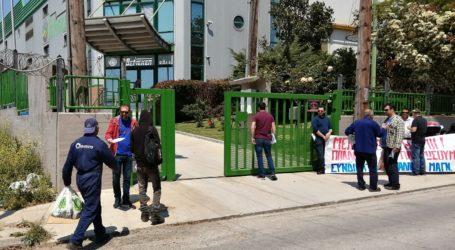 Ημέρα Δράσης για την υπεράσπιση της υγείας από τα συνδικάτα του ΠΑΜΕ στον Βόλο