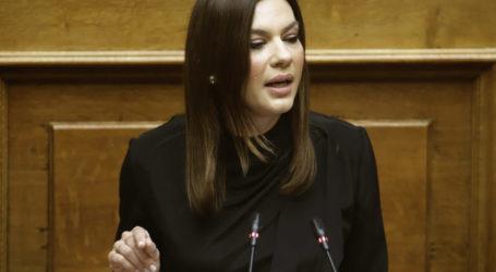 Στέλλα Μπίζιου: Οι κάτοικοι της Συκιάς και Ανάληψης δικαιούνται, όπως όλοι, τη σύνδεση στο διαδίκτυο
