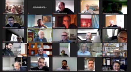 Διαξιφισμός Καλογιάννη με Καραλαριώτου στο Δ.Σ. για τη Νέα Σμύρνη – «Έσπασε» η διασπορά του κορωνοϊού στην περιοχή