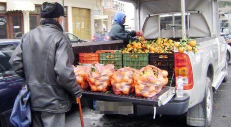 Πήλιο: Πλανόδιος πουλούσε λαχανικά και του επιβλήθηκε πρόστιμο 6.000 ευρώ