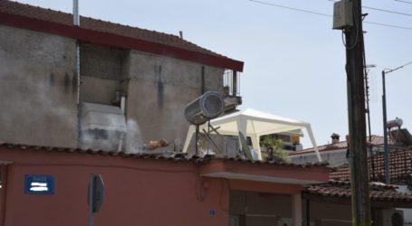 Το… ψήσιμο της ημέρας στη Λάρισα (φωτο)