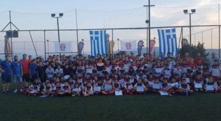 Αγία Παρασκευή Βόλου: O πρώτος σύλλογος στην Ελλάδα που χρησιμοποιεί ό,τι κι η Μπαρτσελόνα!