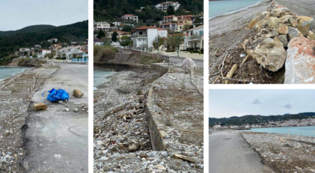 Η Εφορεία Αρχαιοτήρων πατάει φρένο σε έργο του Δήμου Σκοπέλου