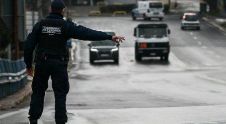 Βόλος: Εννέα νέες παραβάσεις απαγόρευσης κυκλοφορίας