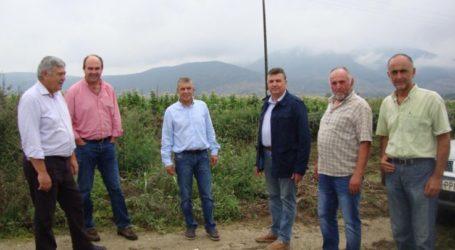 Ο Ευαγγέλου για τα 4,5 εκ ευρώ της Περιφέρειας και τη βελτίωση του οδικού δικτύου της Ελασσόνας