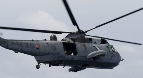 Τραγωδία στο Ιόνιο: Συνετρίβη ελικόπτερο του ΝΑΤΟ με 6 επιβαίνοντες -Ανασύρθηκε ένας νεκρός