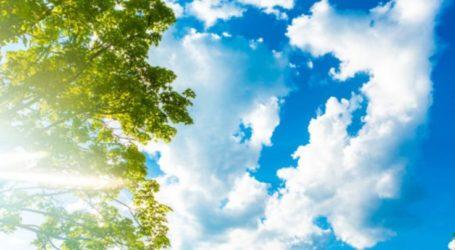 Ξανά στη Λάρισα η υψηλότερη θερμοκρασία στη χώρα – Τι έδειξε ο υδράργυρος (πίνακας)