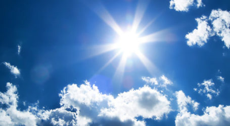 Την υψηλότερη θερμοκρασία στη χώρα κατέγραψε σήμερα η Λάρισα – Για πρώτη φορά φέτος ο υδράργυρος ξεπέρασε τους 30 βαθμούς! (πίνακας)