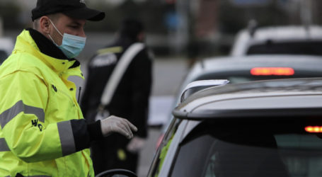 Τα μέτρα για το Πάσχα: Αστυνομικοί σε δρόμους, διόδια και εκκλησίες -Μπλόκα, έλεγχοι και πρόστιμα