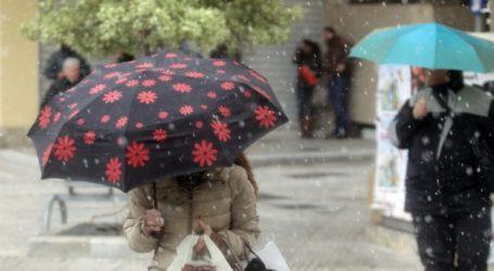 Βροχερό το ερχόμενο εξαήμερο στη Λάρισα – Πότε ξαναφτιάχνει ο καιρός