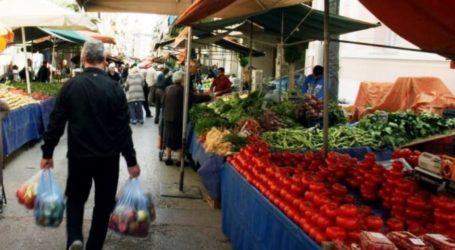 Χωρίς λαϊκές αγορές ο Βόλος την Πρωτομαγιά