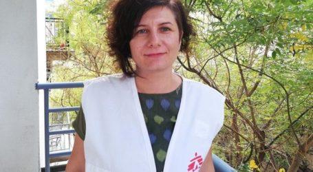 «Είναι σαν να βρίσκομαι σε αποστολή στην ίδια μου τη χώρα», λέει η Ελασσονίτισσα πρόεδρος των Γιατρών Χωρίς Σύνορα στην Ελλάδα