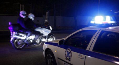 ΤΩΡΑ: Αστυνομική επιχείρηση στον Βόλο – Ρομά είχαν στήσει γλέντι με 40 άτομα